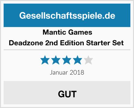 Mantic Games Deadzone 2nd Edition Starter Set  Test