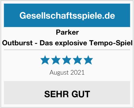 Parker Outburst - Das explosive Tempo-Spiel Test