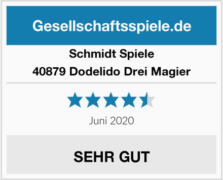 Schmidt Spiele 40879 Dodelido Drei Magier Test