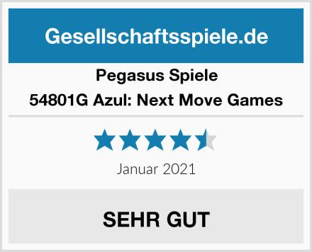 Pegasus Spiele 54801G Azul: Next Move Games Test