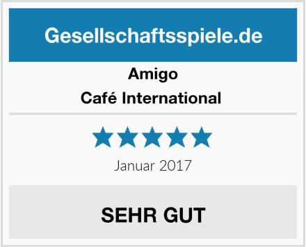Amigo Café International  Test