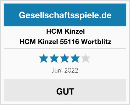 Bookmark Verlag HCM Kinzel 55116 Wortblitz Test