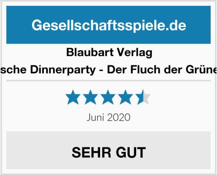 Blaubart Verlag Mörderische Dinnerparty - Der Fluch der Grünen Dame Test