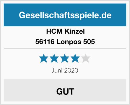 HCM Kinzel 56116 Lonpos 505 Test