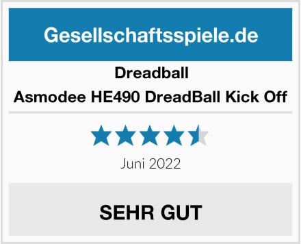 DreadBall Asmodee HE490 DreadBall Kick Off Test