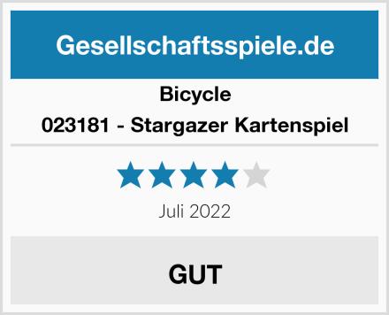 Bicycle 023181 - Stargazer Kartenspiel Test