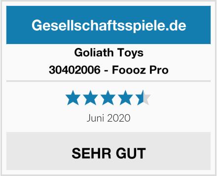 Goliath Toys 30402006 - Foooz Pro Test