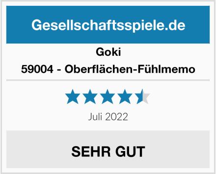Goki 59004 - Oberflächen-Fühlmemo Test