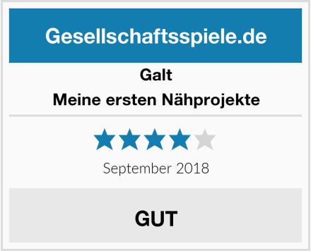 Galt America Meine ersten Nähprojekte Test