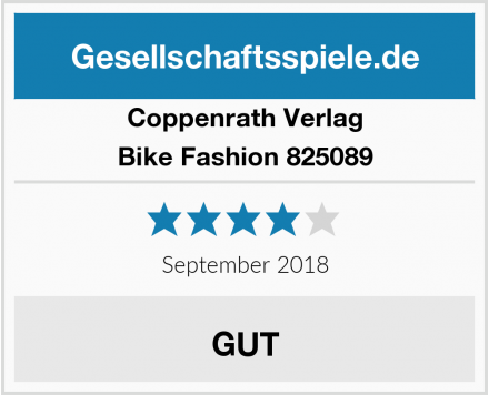 Coppenrath Verlag Bike Fashion 825089 Test