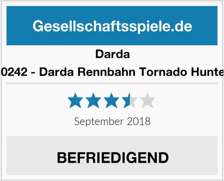 Darda 50242 - Darda Rennbahn Tornado Hunter Test