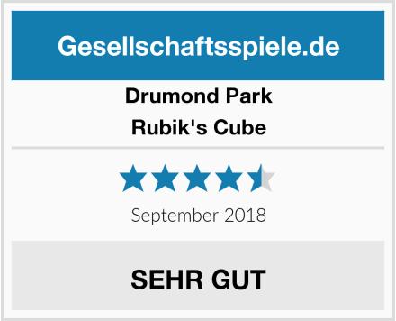 Drumond Park Rubik's Cube Test