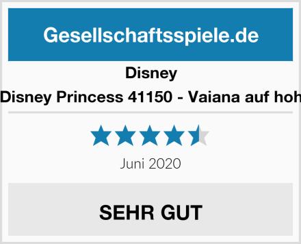 Disney LEGO Disney Princess 41150 - Vaiana auf hoher See Test