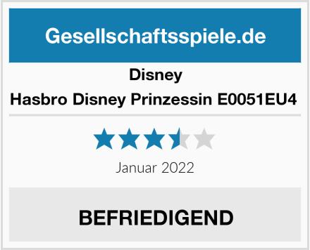 Disney Hasbro Disney Prinzessin E0051EU4  Test