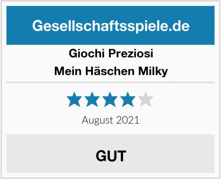 Giochi Preziosi Mein Häschen Milky Test