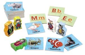 Buchstabenspiele