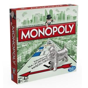 Hasbro 00009398 - Monopoly Classic