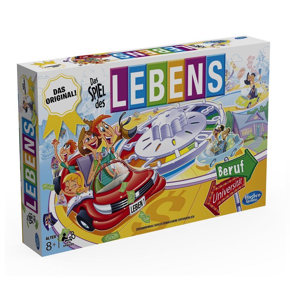 Hasbro Spiel des Lebens