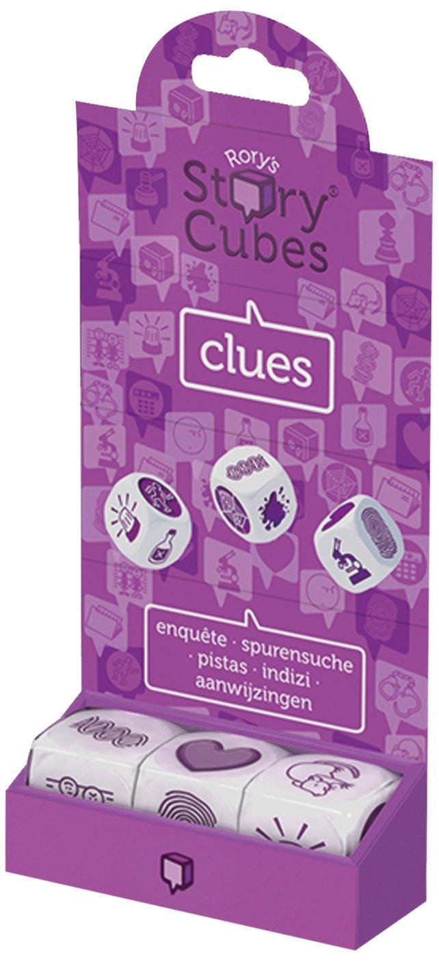 Hutter Story Cubes Mix - Spurensuche