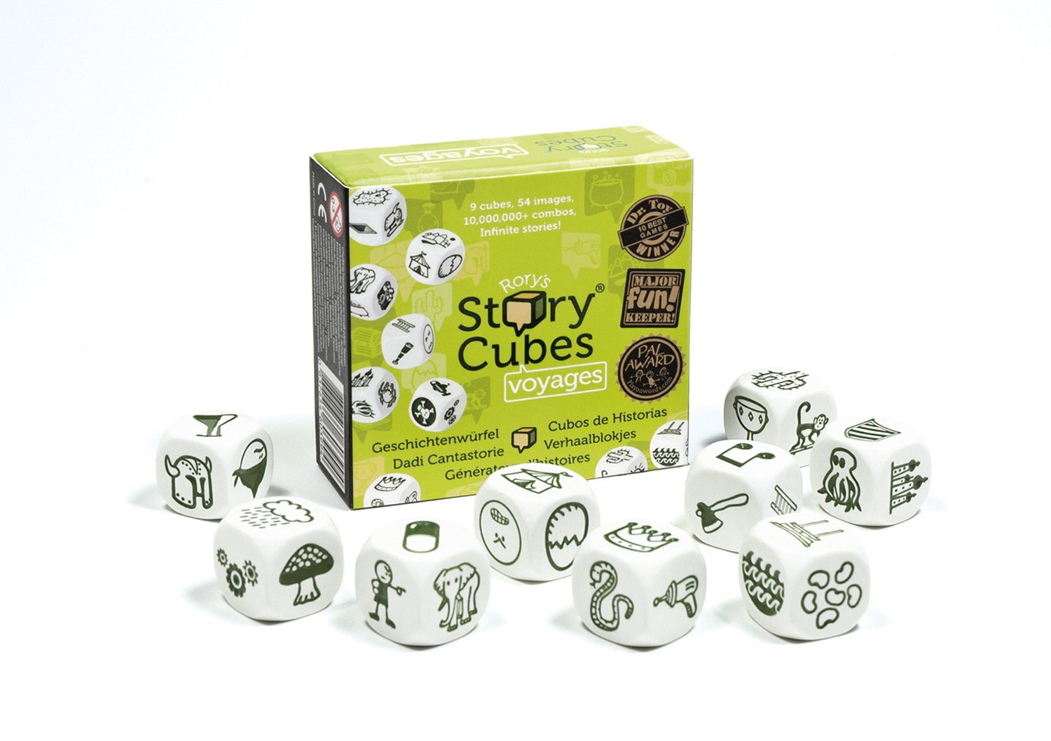 Hutter Story Cubes Voyages