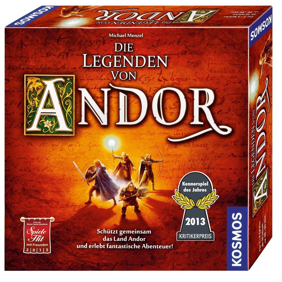 Legenden Von Andor 2 Spieler
