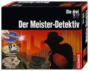 Krimi & Detektivspiele