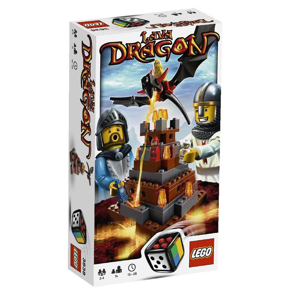 Lego Lava Dragon Gesellschaftsspiele Test 2019