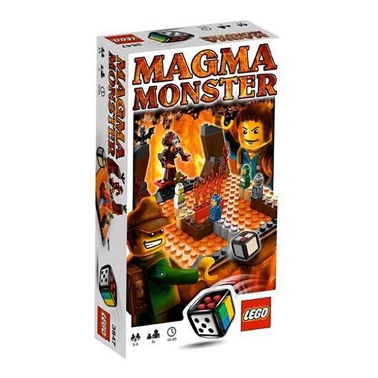 LEGO Magma Monster