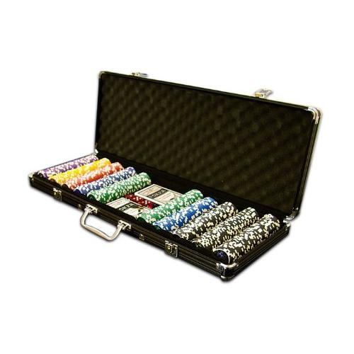 Nexos Trading Pokerkoffer Black Edition