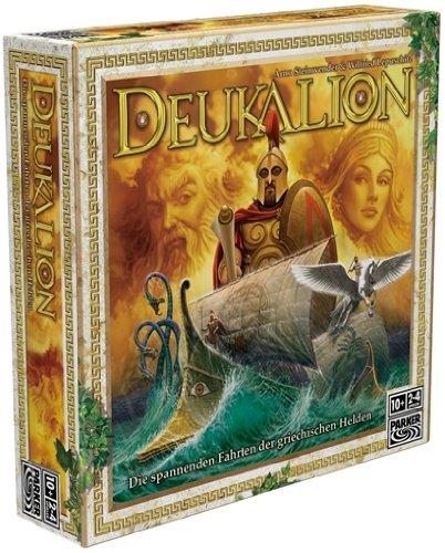 Parker Deukalion