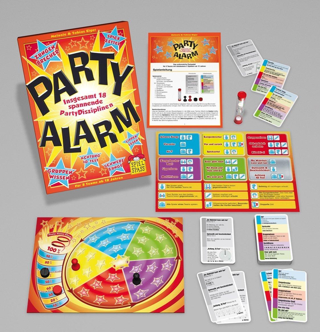 lustige spiele für partys