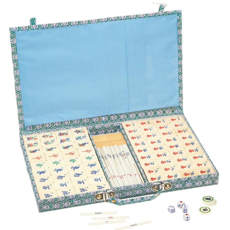 Philos Spiele Mah Jongg Bambus