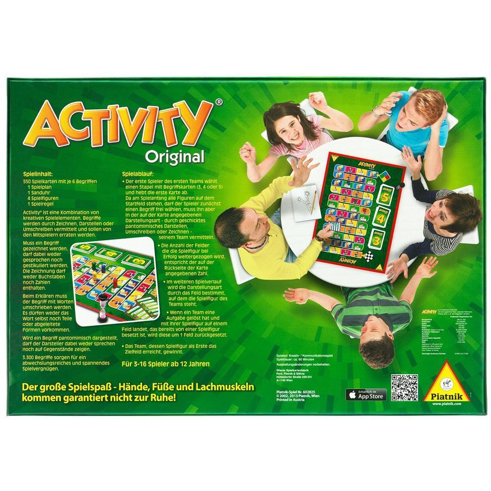 Activity Online Spielen