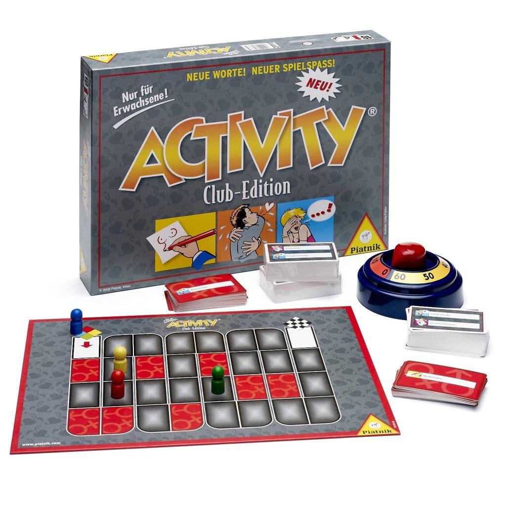 activity club edition Beste Bilder: