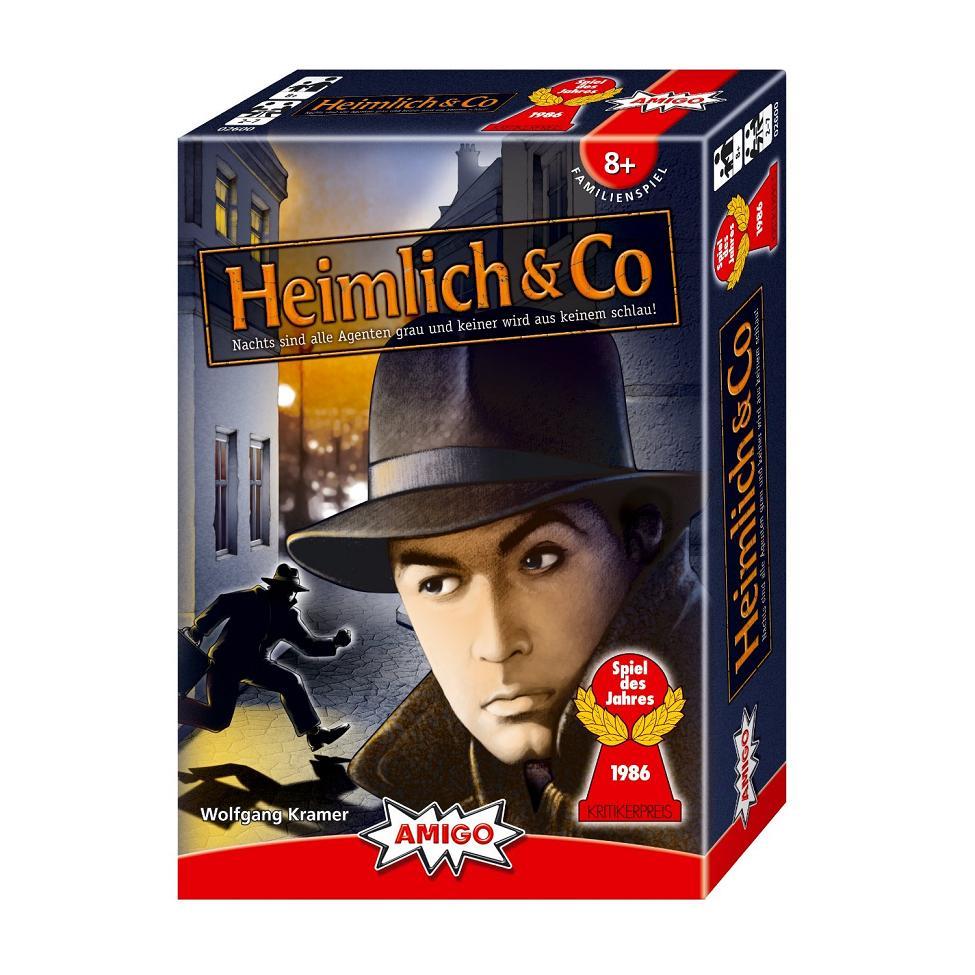 Ravensburger Heimlich & Co.