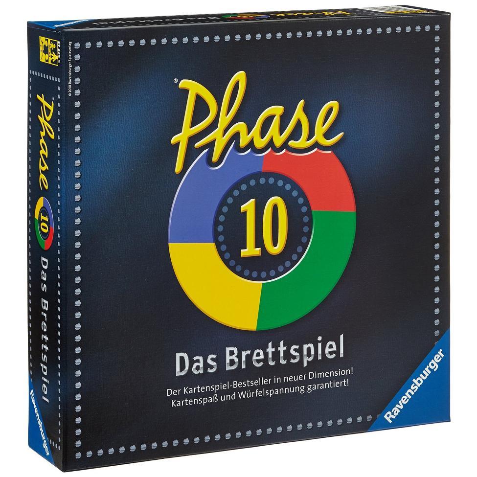 Phase 10 Brettspiel Bewertung