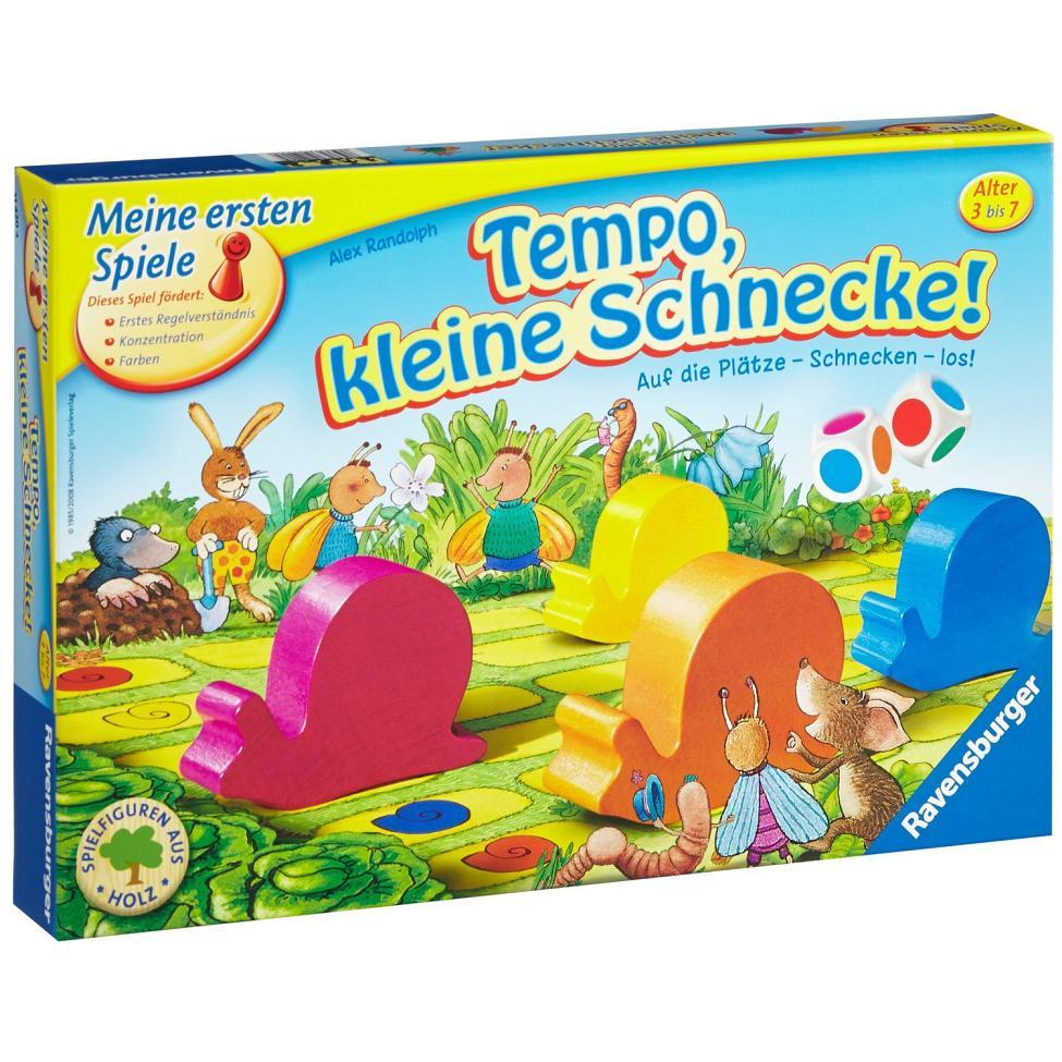 Ravensburger Tempo, kleine Schnecke