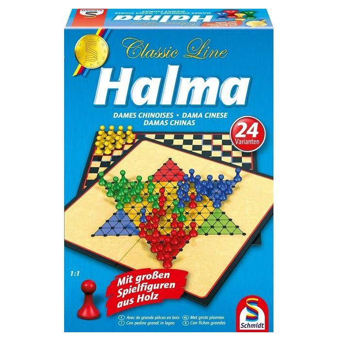 Spiel Halma