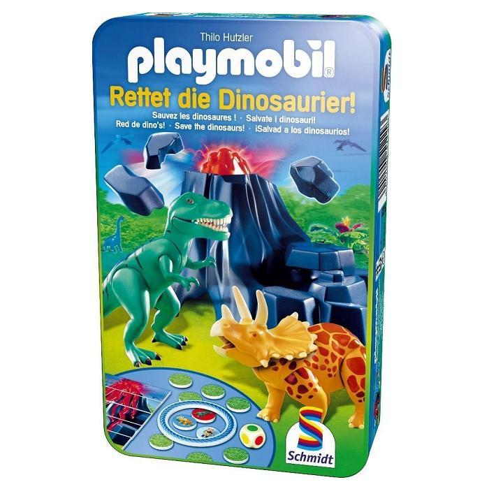 Schmidt Spiele Rettet die Dinosaurier!