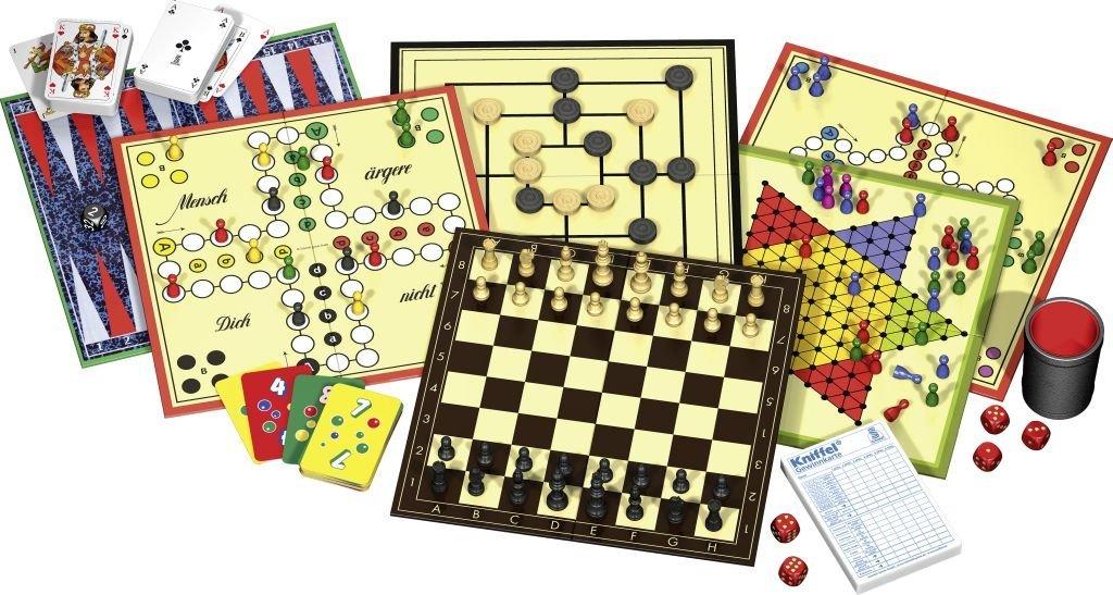 Klassische Gesellschaftsspiele