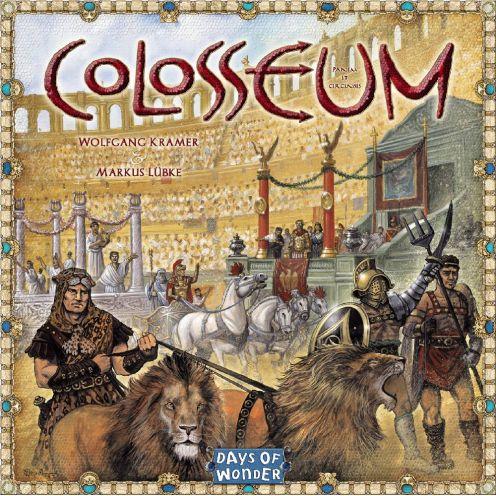 Days of Wonder Colosseum