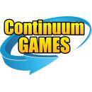 Continuum Games Logo