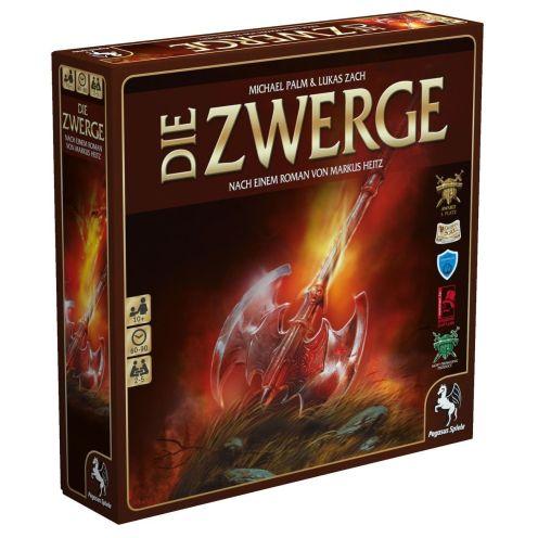 Pegasus Spiele 51925G Die Zwerge