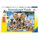 Ravensburger 13075 Afrikanische Freunde
