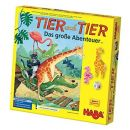 Haba 4645 - Tier auf Tier - Das Große Abenteuer