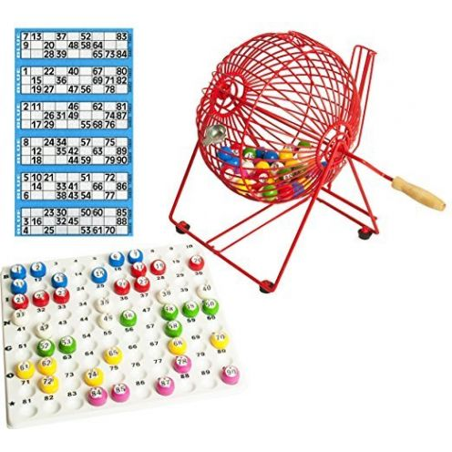 Bingo House Bingo-Set