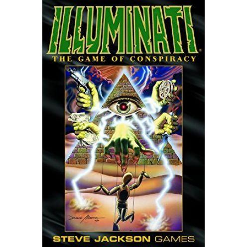 Pegasus Spiele 1305 Deluxe Illuminati