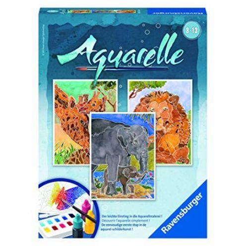 Ravensburger Aquarelle Midi Safari