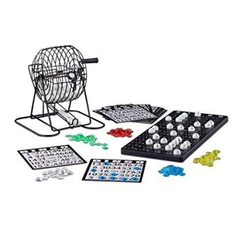 Relaxdays Bingo Spiel