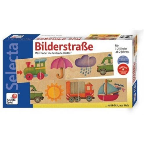 Selecta 3518 Bilderstraße